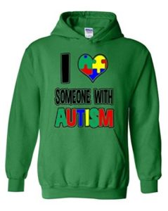 Boys Girls Love Needs No Words Autism Awareness Lovely Sweaters Soft Warm Childrens Sweater