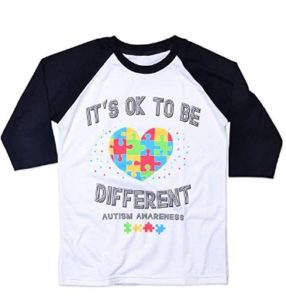 Autism Support Autism Spectrum Little Owl Youth /& Toddler Tee Shirt